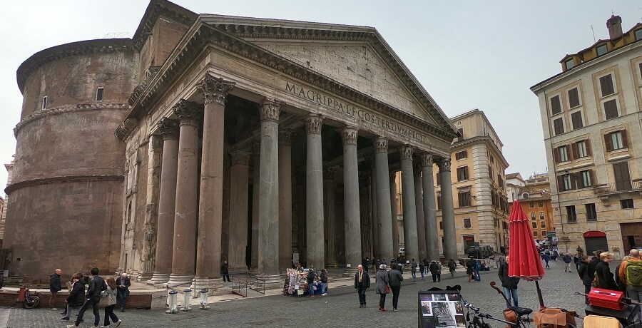 Rome Tours Pantheon I