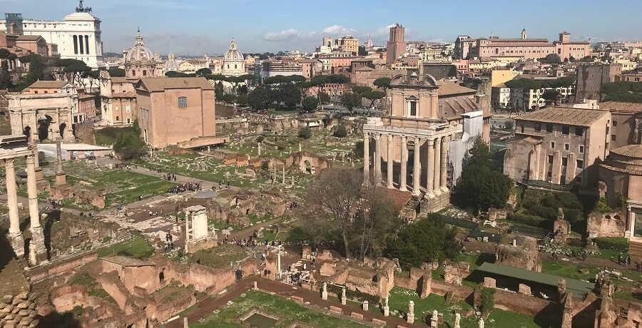 Rome Tours Roman Forum I