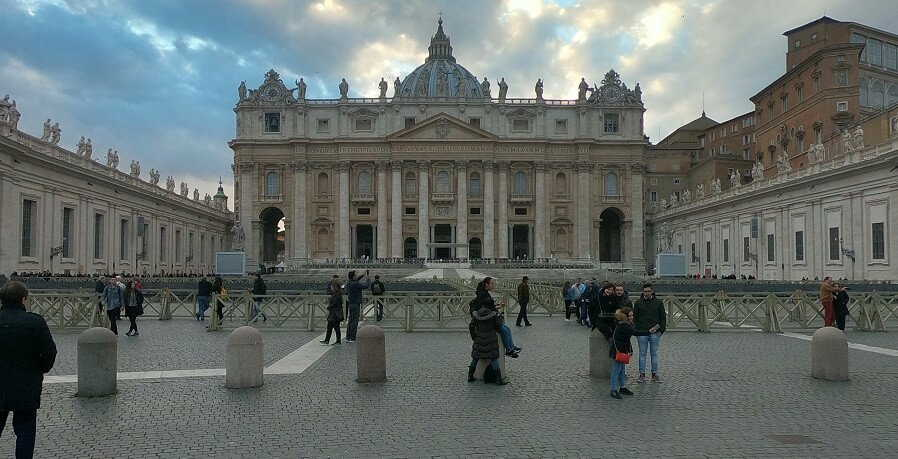 Vatican Tours St Peters Basilica
