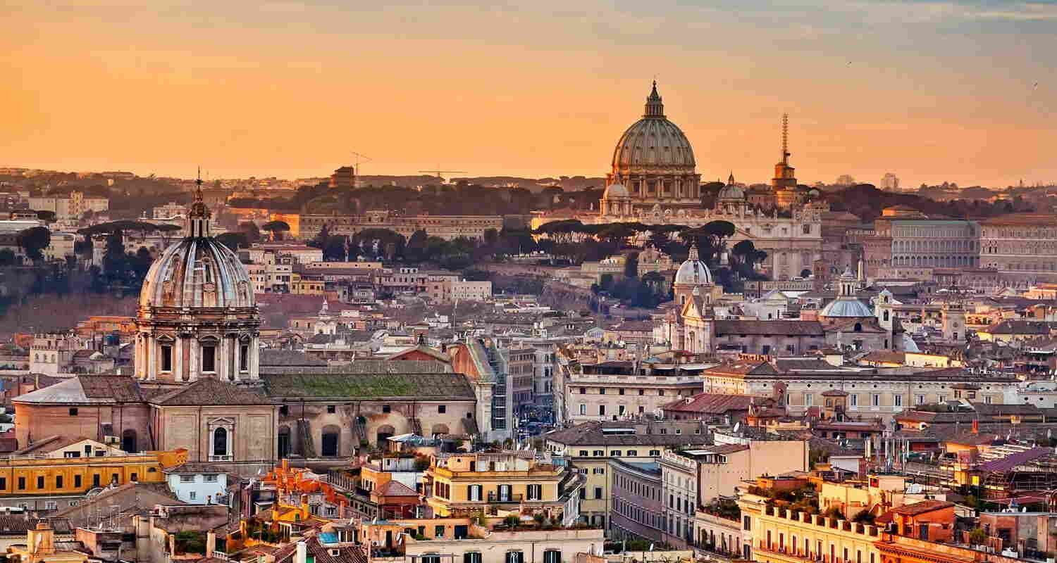 What can you see in Rome in one day?