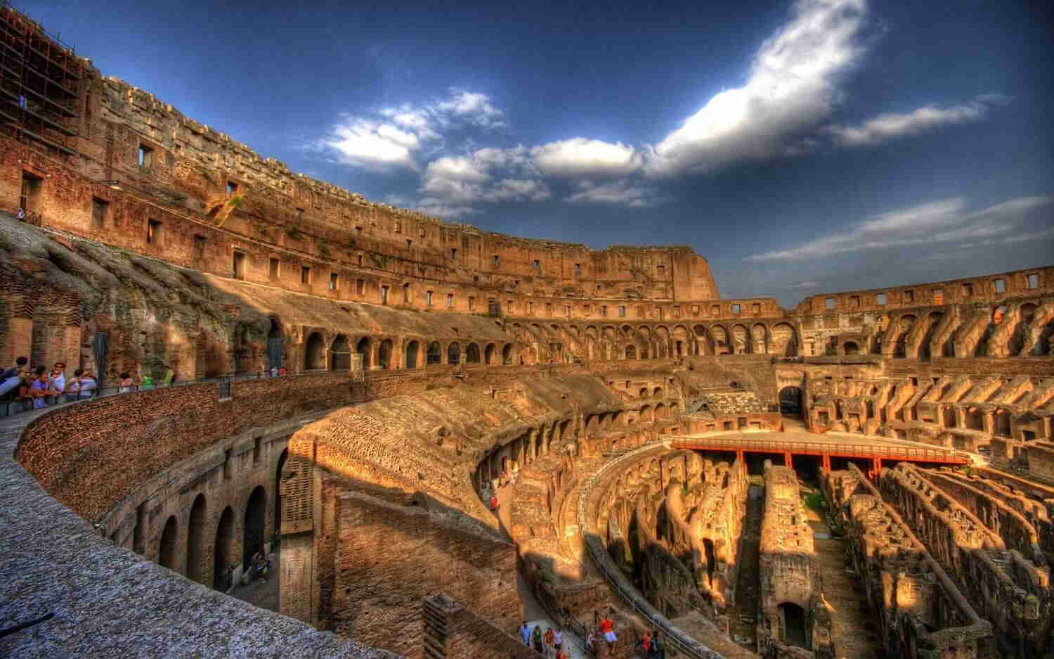 What Was The Colosseum Used for?