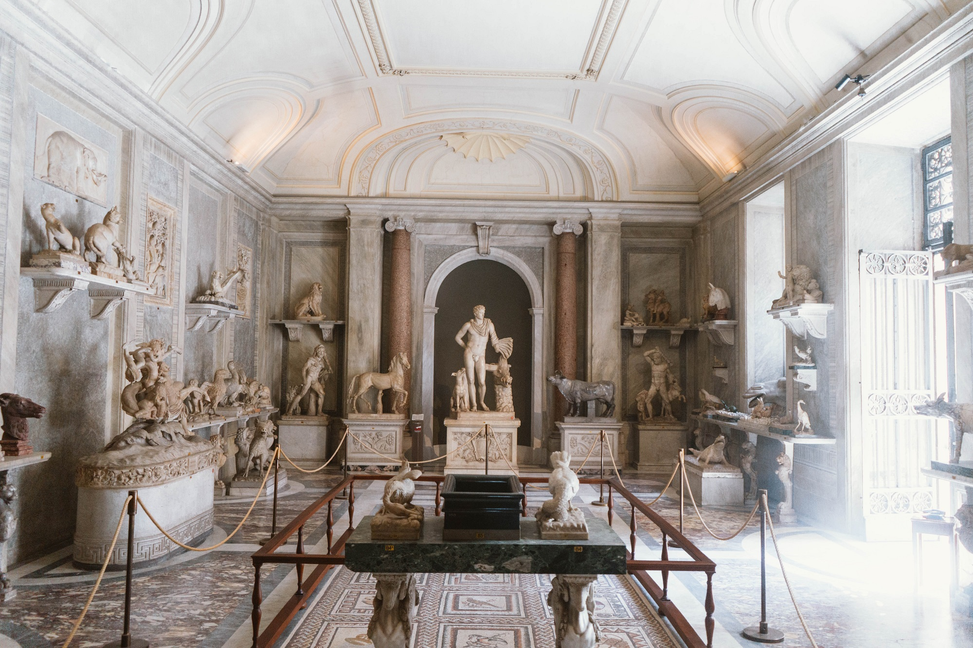 Why visit the Borghese Gallery?