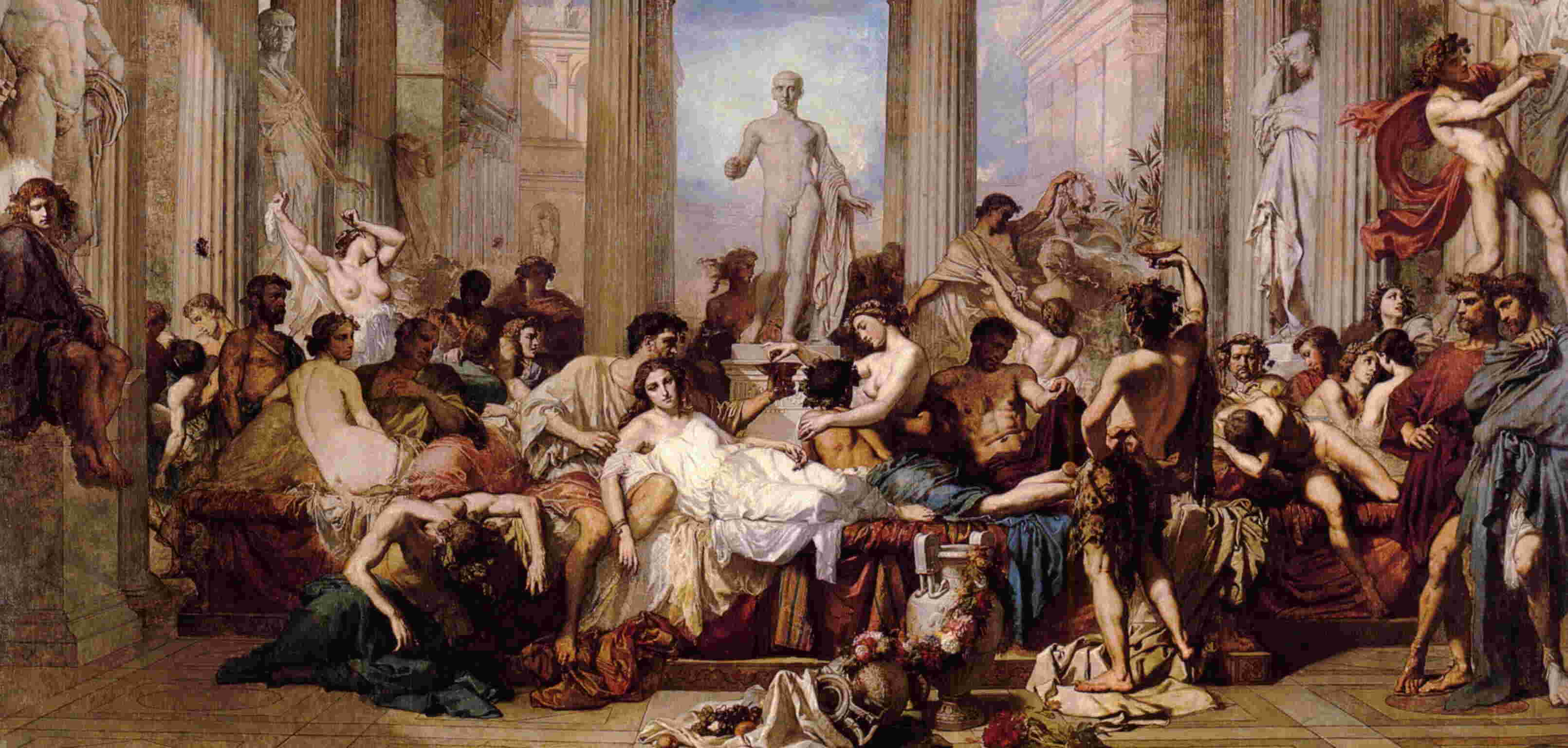 The Daily Lives of the Ancient Romans