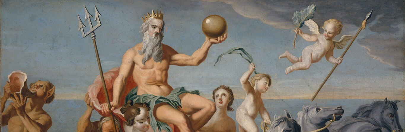 Who were the main Roman gods?