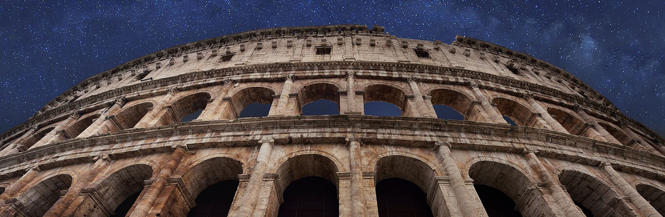 What did the Romans invent?