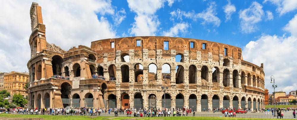 The History of Rome's Colosseum