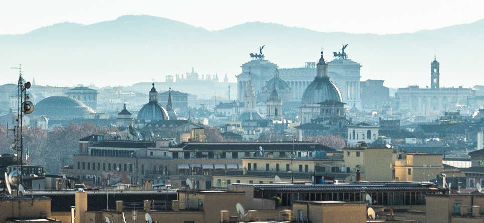 Unusual Facts about Rome