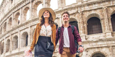 Ancient Rome & Colosseum Tour €61