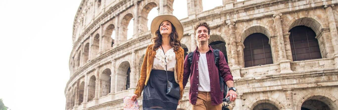 Ancient Rome & Colosseum Tour €55