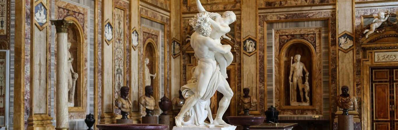 Borghese Gallery & Gardens Tour €83