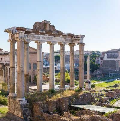 Colosseum & Rome City Tour €94