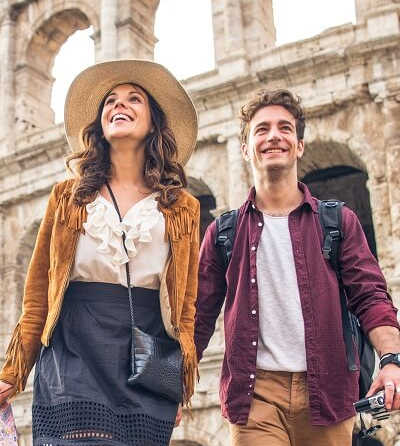 Ancient Rome & Colosseum Tour €63