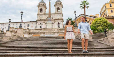 Historical Rome Walking Tour €43