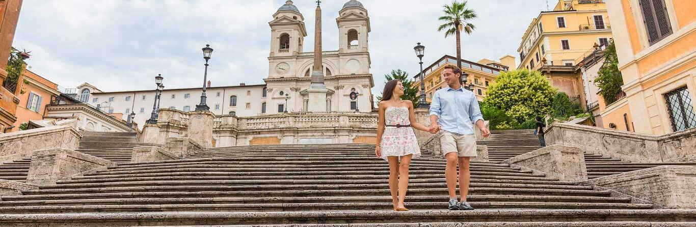 Historical Rome Walking Tour €43